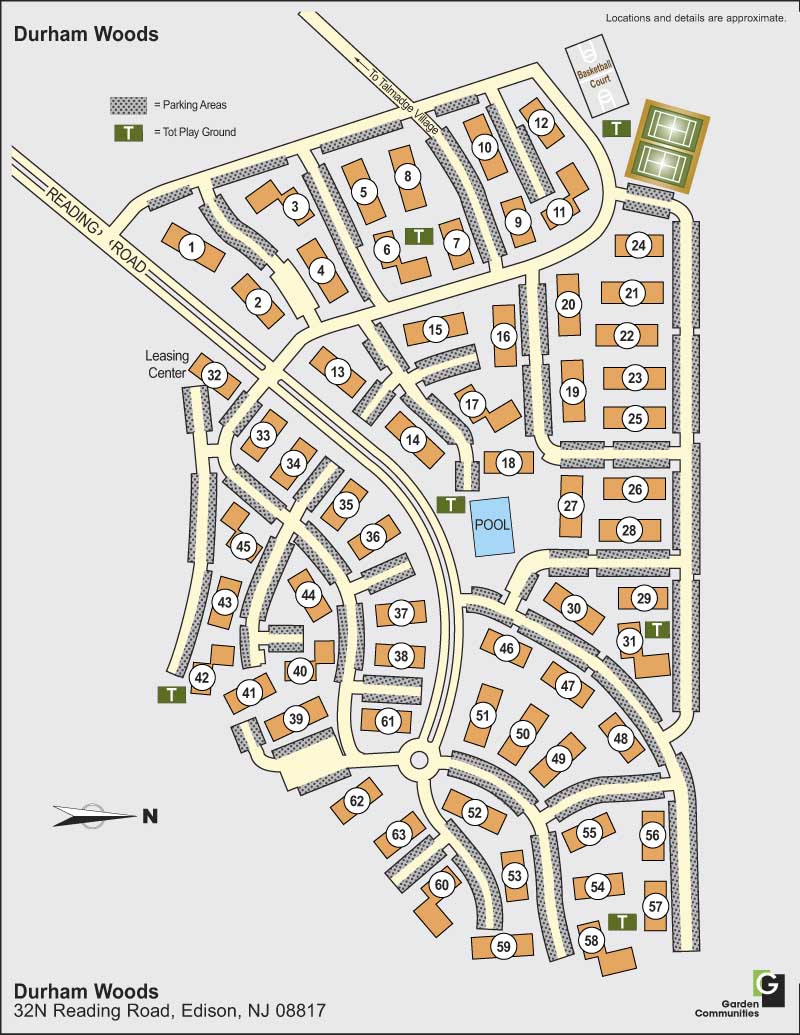 Durham Woods: 1 & 2 Bedroom Luxury Apartments for Rent in ...